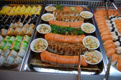 Restaurant Asiatique Buffet Grenoble